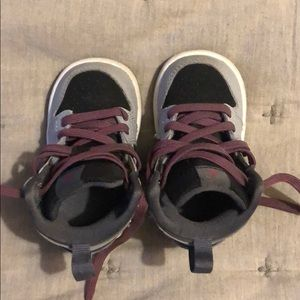 Nike Jordan's size 4 toddler
